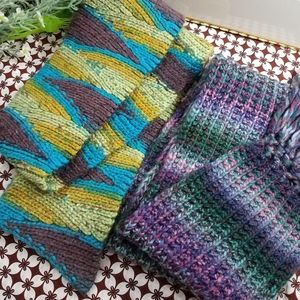 Crochet Scarves- Bundle